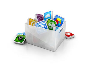 Box of apps