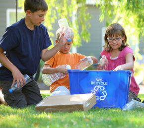 Recycling Lesson Plans