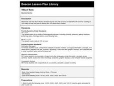 100s of Ants Lesson Plan