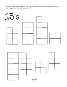 13-1 Worksheet