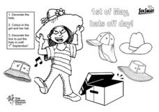 1st of May, Hats Off Day! Lesson Plan