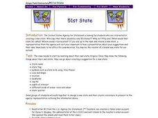 51st State Lesson Plan