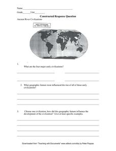 Printables Constructed Response Worksheets constructed response worksheets bloggakuten 6th grade question 4th worksheet