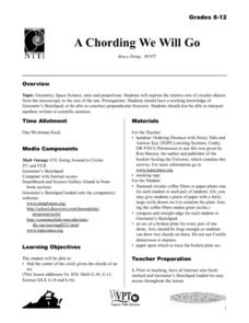 A Chording We Will Go Lesson Plan