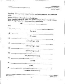 ernest hemingway on writing pdf free download