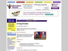 A Flag Divided Lesson Plan