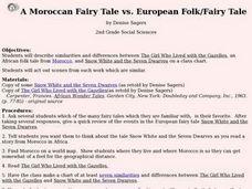 a moroccan fairy tale vs european folk fairy tale 2nd grade lesson plan lesson planet. Black Bedroom Furniture Sets. Home Design Ideas