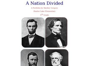 A Nation Divided Lesson Plan