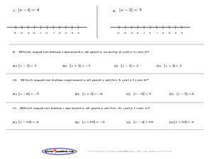 ... Value Word Problems: Practice A 9th Grade Lesson Plan | Lesson Planet
