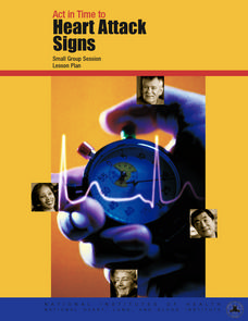 Act in Time to Heart Attack Signs Lesson Plan