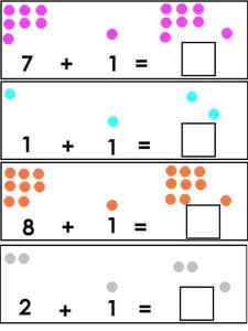 Addition Dominoes Worksheet