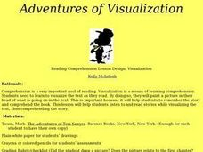 Adventures of Visualization Lesson Plan