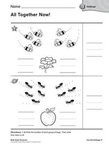 All Together Now! Worksheet