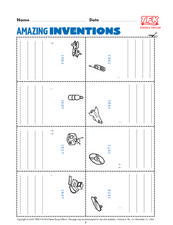 Amazing Inventions Lesson Plan