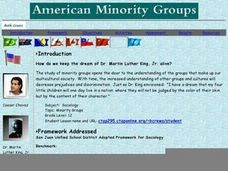 American Minority Groups Lesson Plan
