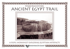Ancient Egypt Trail Worksheet