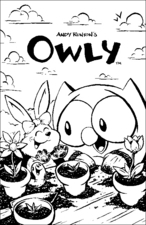 Andy Runton Owly And a Rabbit Friend Worksheet