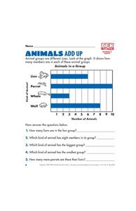 Animals Add Up Lesson Plan