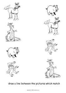 Animals Galore Worksheet