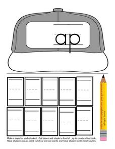 ap Word Family Lesson Plan