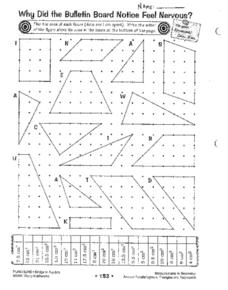 Area of Triangles and Quadrilaterals 7th - 9th Grade Worksheet ...