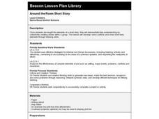 Around the Room Short Story Lesson Plan