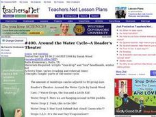 Around the Water Cycle--A Reader's Theater Lesson Plan