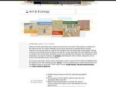 Art & Ecology Lesson Plan