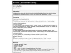 Art in the Sky Lesson Plan