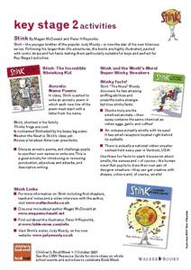 Author Activities Lesson Plan