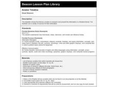 Aviator Timeline Lesson Plan