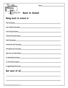 math worksheet : back to school! kindergarten  5th grade worksheet  lesson pla  : Kindergarten School Worksheets