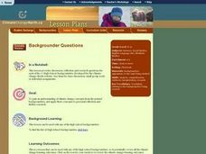 Backgrounder Questions Lesson Plan