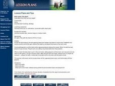 "Ball Game ""Pin Ball"" Lesson Plan"