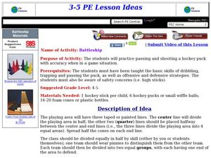 Battleship Lesson Plan