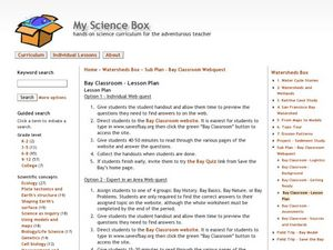 Bay Classroom Lesson Plan