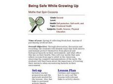 Being Safe While Growing Up Lesson Plan