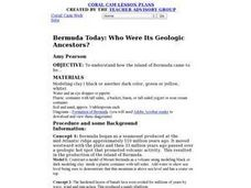 Bermuda Today: Who Were Its Geologic Ancestors? Lesson Plan