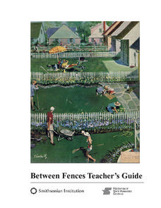 Between Fences Lesson Plan