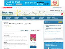 Beware of the Storybook Wolves Lesson Plan Lesson Plan