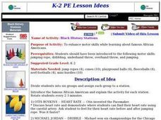 Black History Stations Lesson Plan