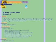 Blowin' In The Wind Lesson Plan