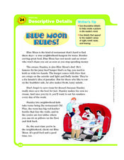 Blue Moon Rules! Worksheet