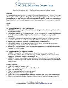 Board of Education v. Earls - Amicus (Merits)
