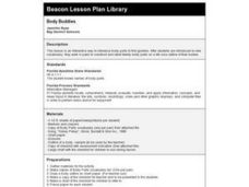 Body Buddies Lesson Plan