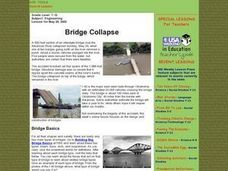 Bridge Collapse Lesson Plan