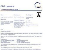 Buggy Lesson Plan