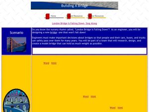 Building a Bridge Lesson Plan