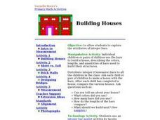 Building Houses Lesson Plan