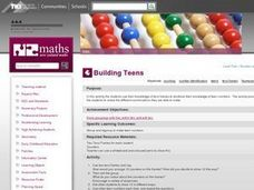 Building Teens Lesson Plan